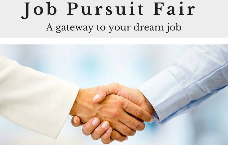 Job Pursuit Career Fair: A gateway to your dream job