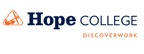 Hope College DISCOVERWORK