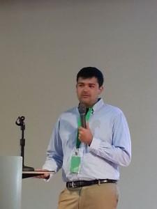 Russell Fyfe at StartGarden