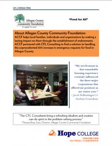 ACCF Brochure