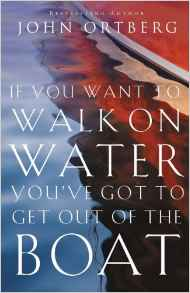 If You Want to Walk on Water..