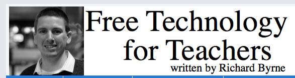 Logo for Free Technology for Teachers