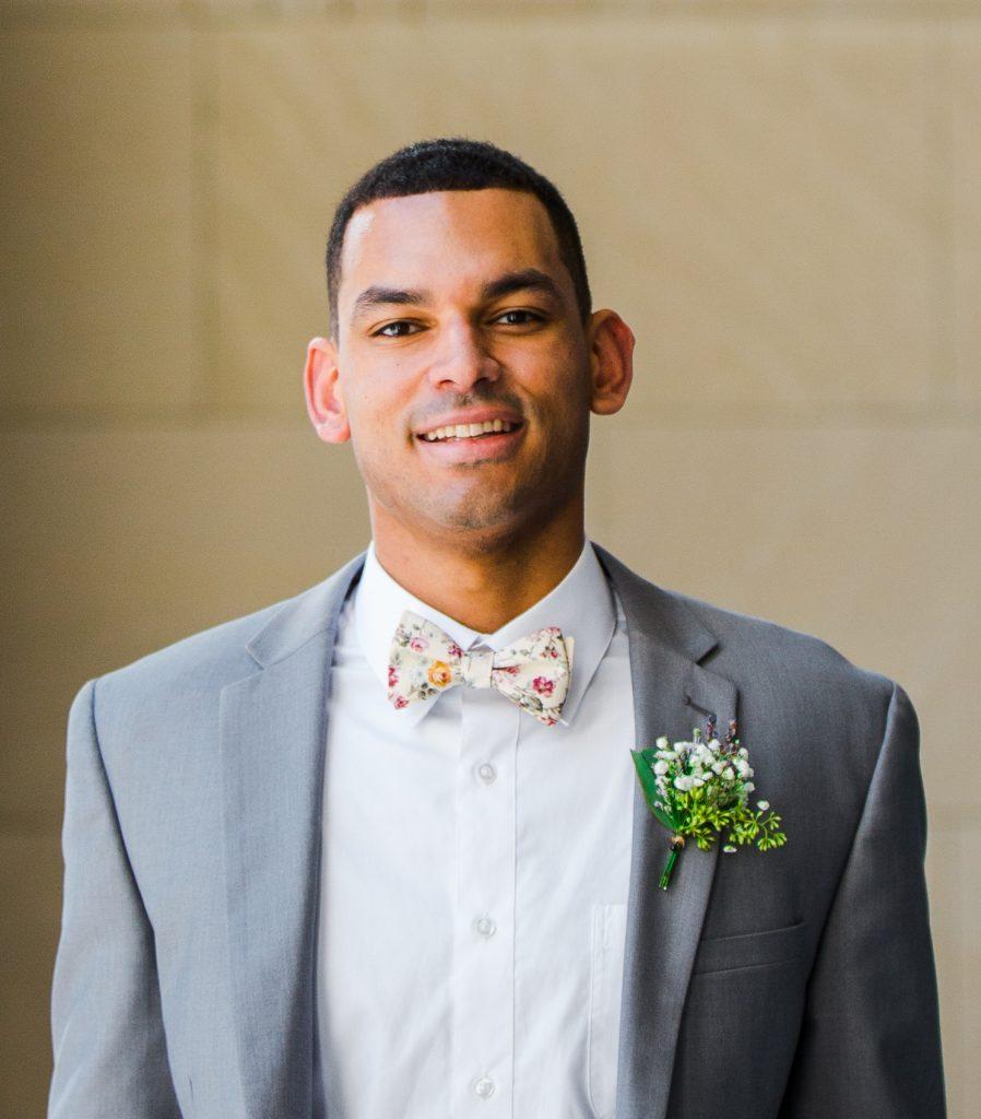 Headshot of Brock Benson