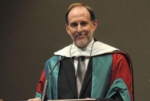 Dr. John Knapp, Hope College President
