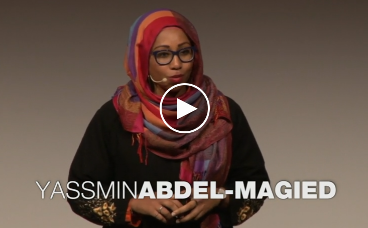 Yassmin Abdel-Magied--mentor someone who looks different from you
