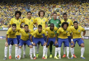 Brazilian National Futebol Team