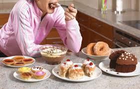 High-calorie food