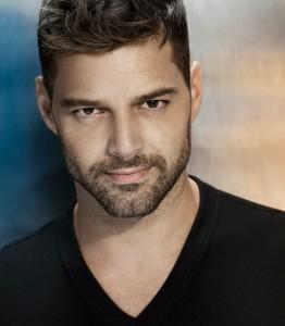 Ricky Martin, de Puero Rico