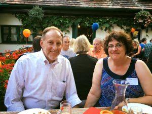 Janis Gibbs and John Knapp Vienna 2016