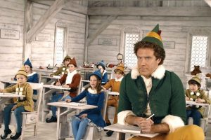Will Ferrell isn't your ordinary elf!