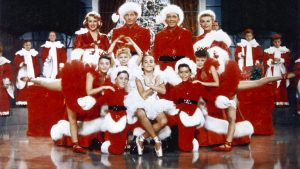 White Christmas is truly a classic.