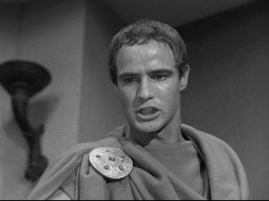 Brando in Julius Caesar