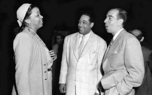 Ethel Waters, Duke Ellington, and Vincente Minnelli