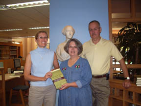 Faculty Donate New Book