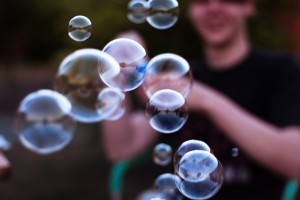 "Photo source: ©2010 p.v,""bubbles"", (CC BY-NC-ND 2.0)"