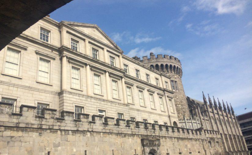 Dublin architecture