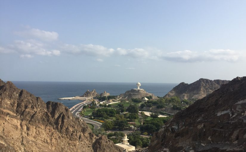 In the Neighborhood: Mutrah
