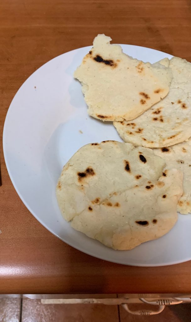 Fresh tortillas!