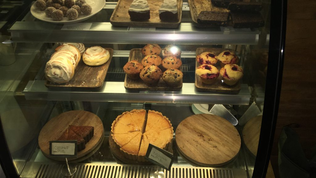 We can't get enough of the pastries here