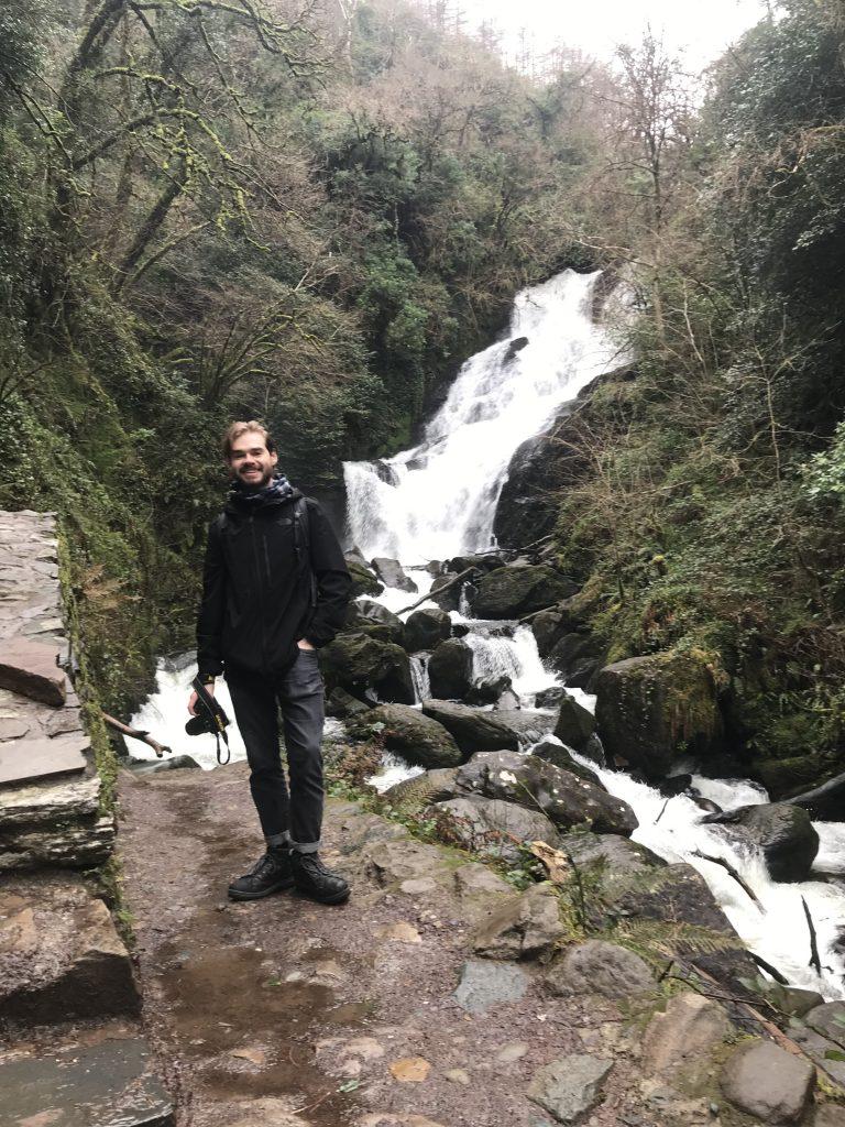 Torc's waterfall, Killarney