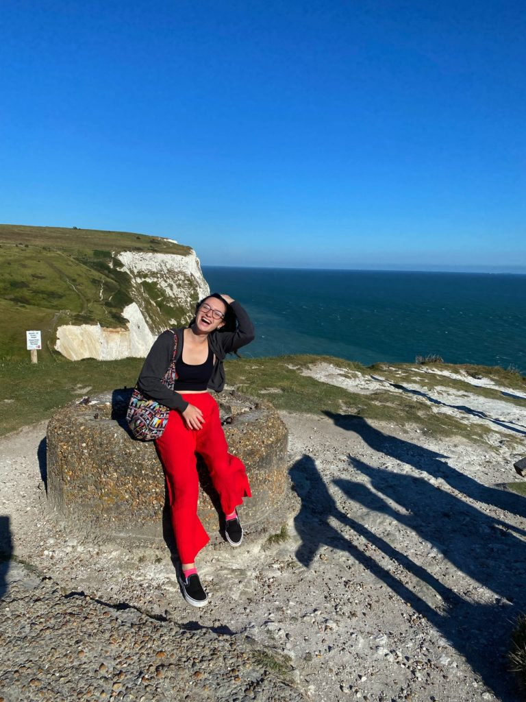 At the White Cliffs of Dover
