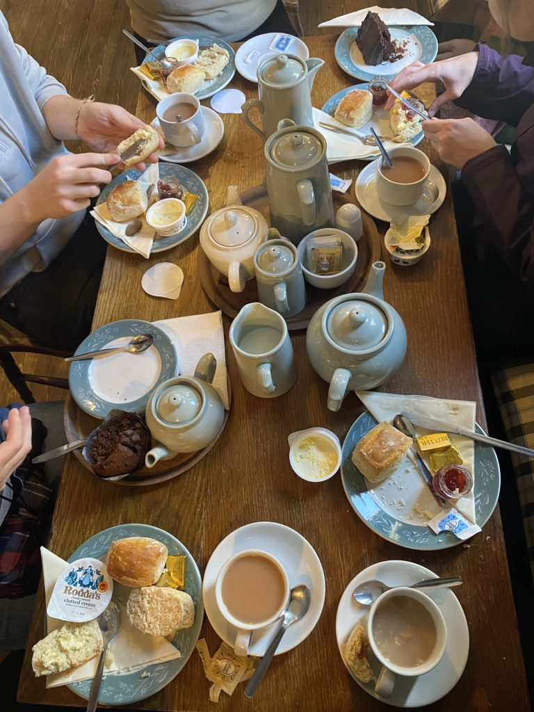 Tea Time with Friends