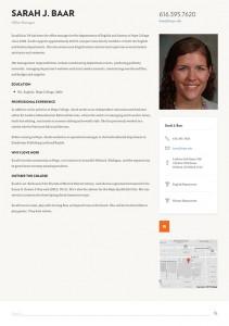 Sample Bio Page