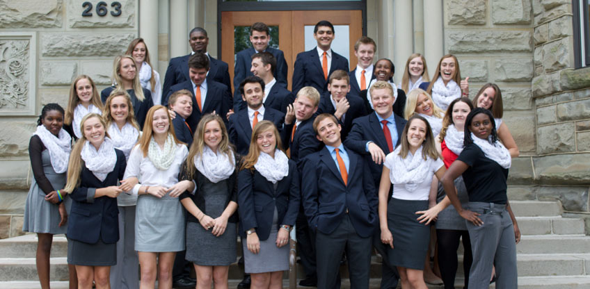 Hope College Student Ambassadors
