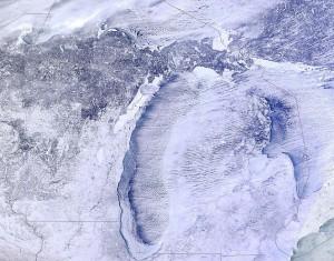 Snowpocalypse. I wasn't exaggerating.