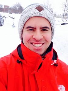 #Snowpocalypse #selfie