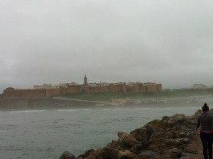 Kasbah- Rabat