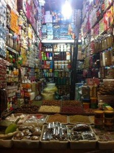 A small Medina shop in Fez