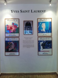 YSL House in Marrakech