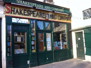 shakespeare&co- where hemingway used to hang out. Also, personal favorite