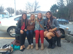 Girls Night Out in Saugatuck