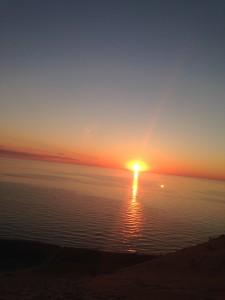 The Bowl Sunset