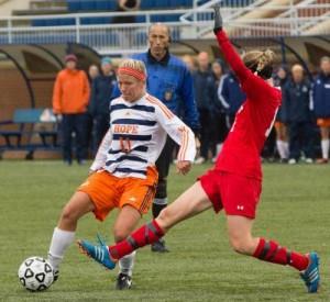 hope womens soccer