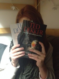 Red Hair, Read Books.