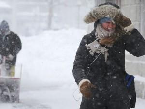 blizzard walk
