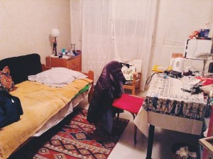 My room (excuse my mess!)