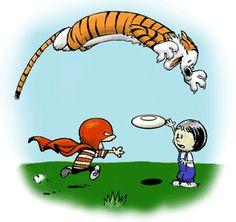 Intense Ultimate Frisbee.