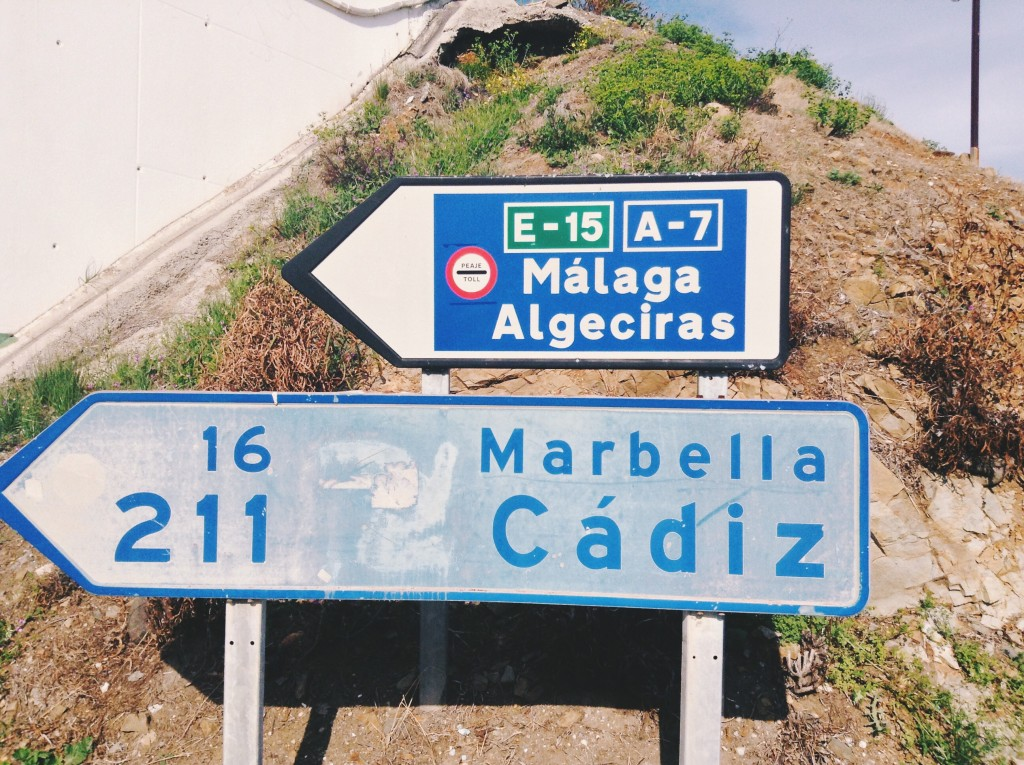 Our final destination in Spain!