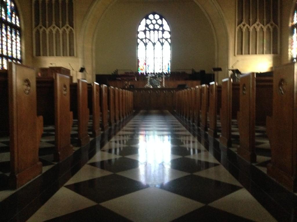 Dimnent Chapel