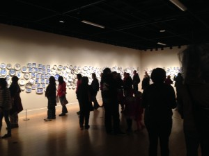 An Art Prize Exhibit