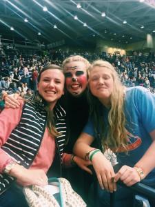 Friends at Nykerk