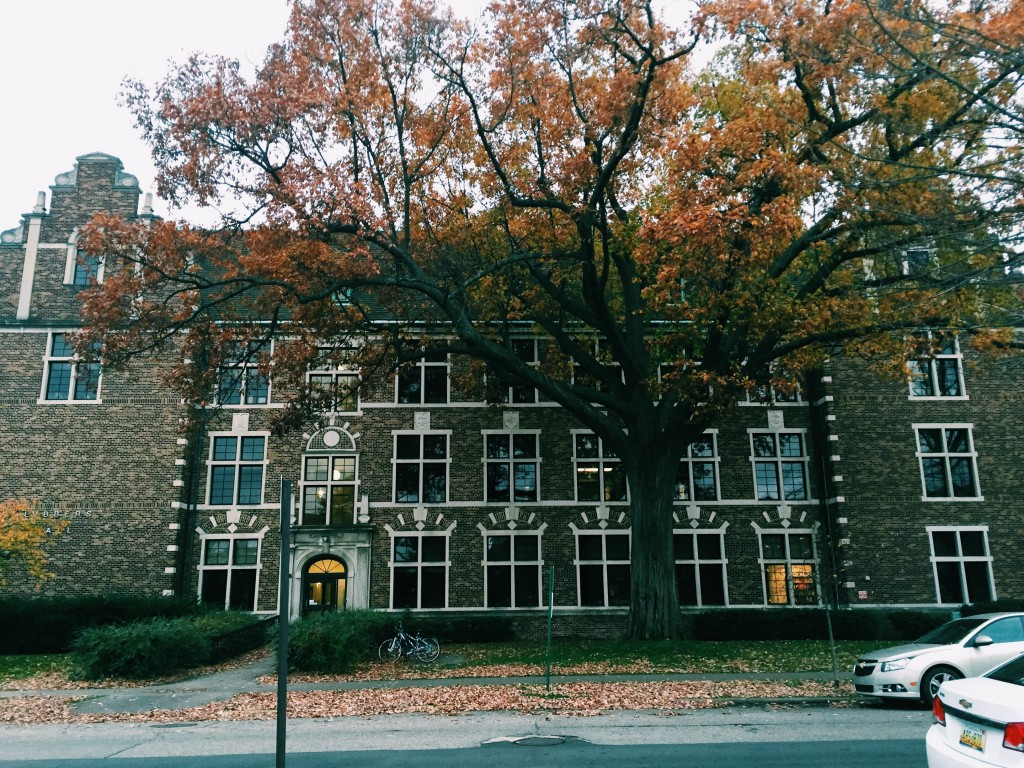 Lubbers Hall