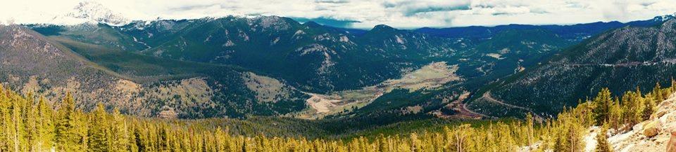Vista at Rocky Mountain National Park