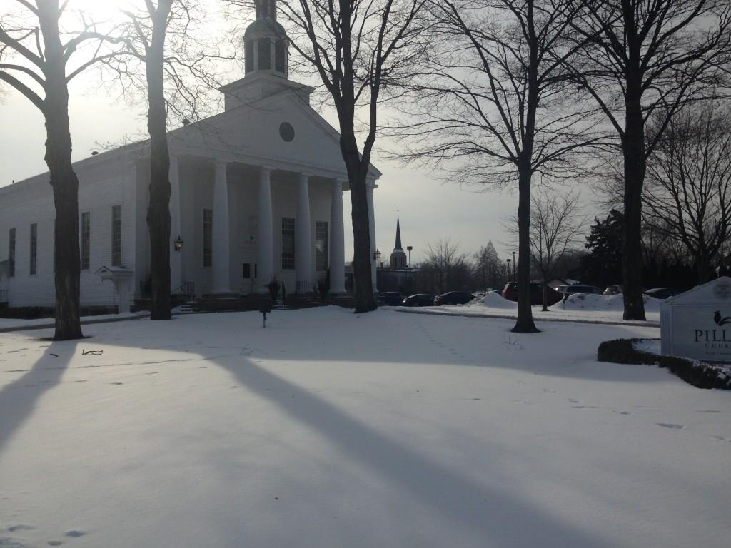 Pillar Church
