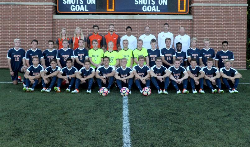 Hope mens soccer