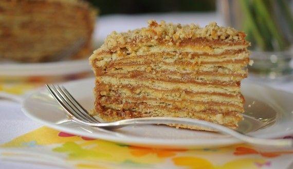 Mihojas Cake